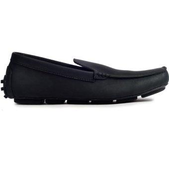 MIG Footwear Mikoyan Moccasin Black - Hitam - 2