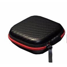 mini storage case bag Tas earphone  fidget spinner fidget cube microsd Flashdisk Pouch Case Storage Box card token coin tas mini kecil