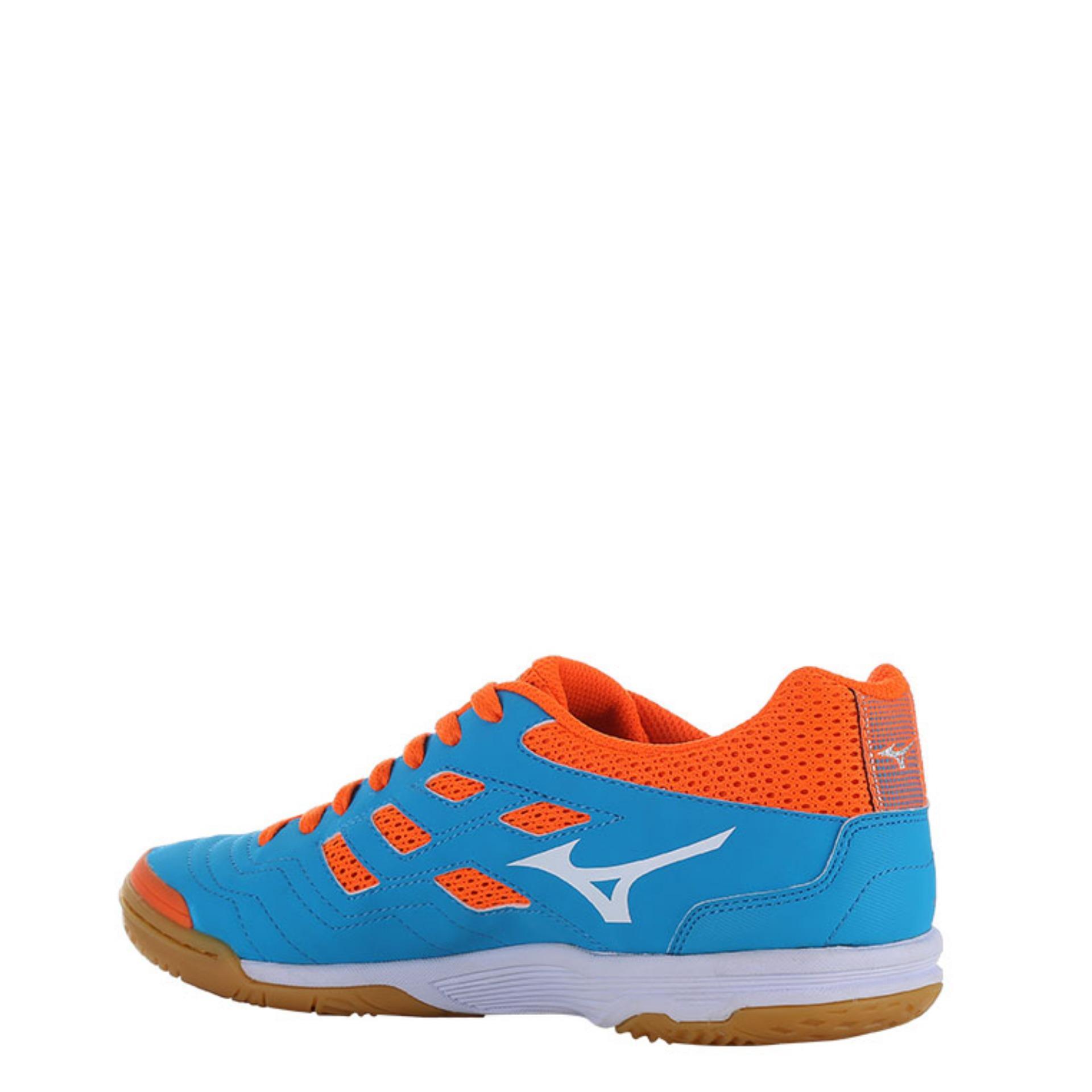 Cari Bandingkan Mizuno Sala Classic 2 In Atomic Blue White Orange Sepatu Futsal Yellow Crown Fish
