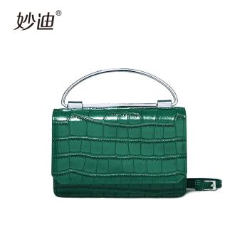 Mood pesta makan malam clutch tas baru tas wanita (Misterius hijau gelap) 01c9ffc20f