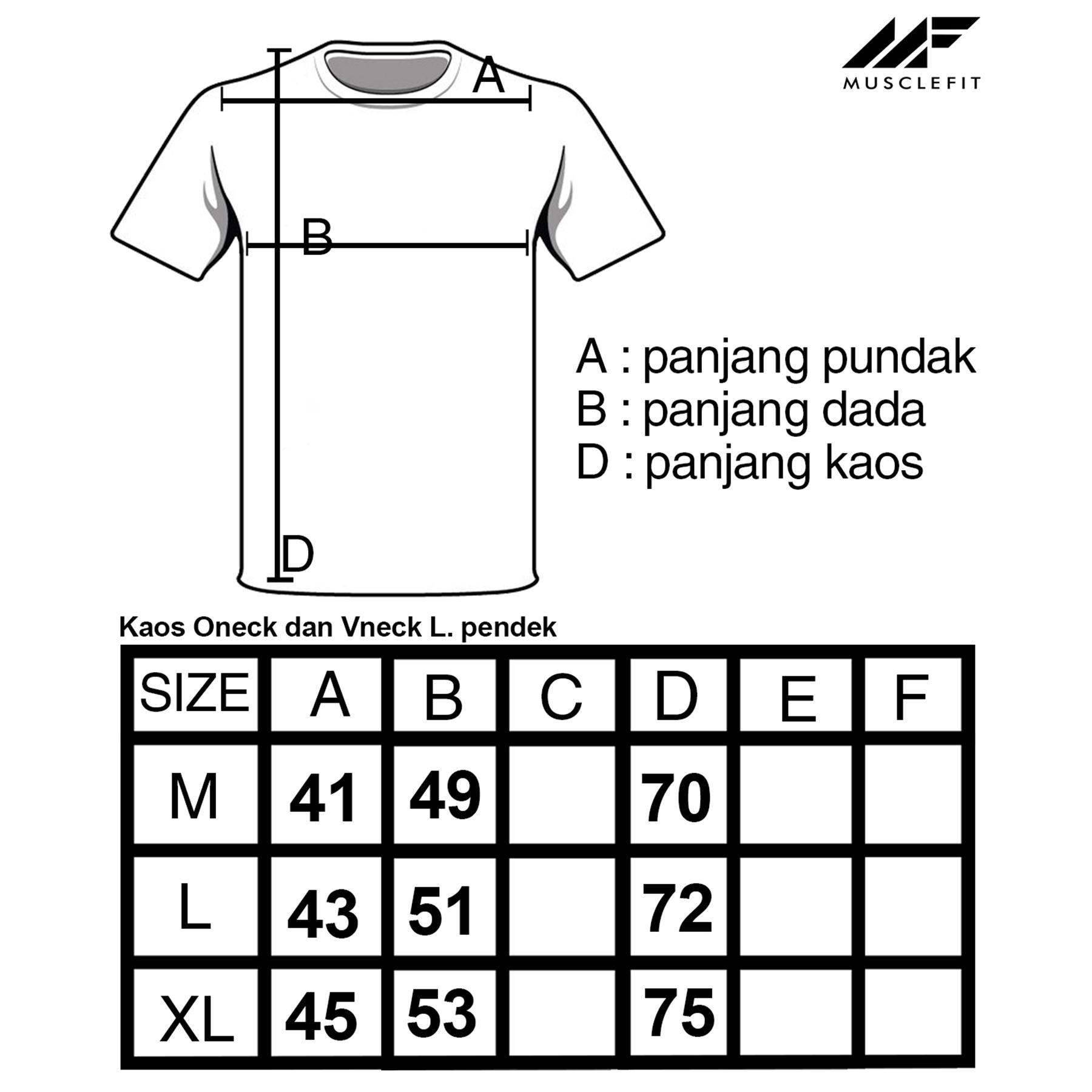 Bandingkan Toko Muscle Fit Kaos Polos T Shirt V Neck Lengan Pendek Navy Misty Cotton