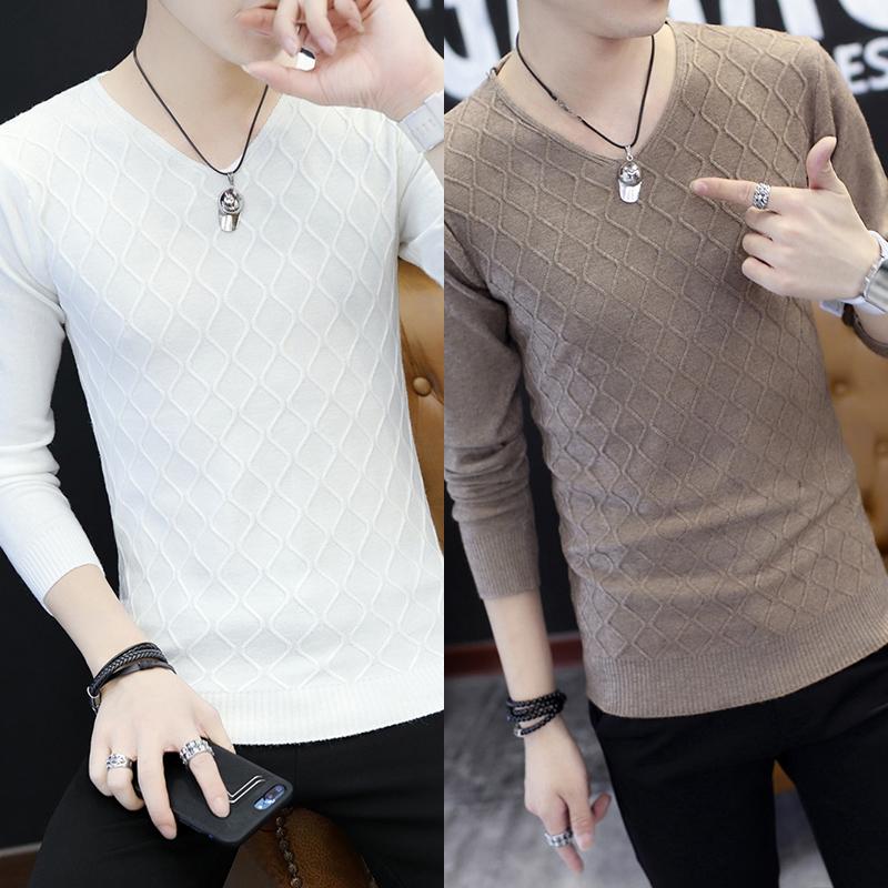 Flash Sale Musim Gugur Dan Musim Dingin Korea Fashion Style Tambah Beludru Laki-laki Lengan