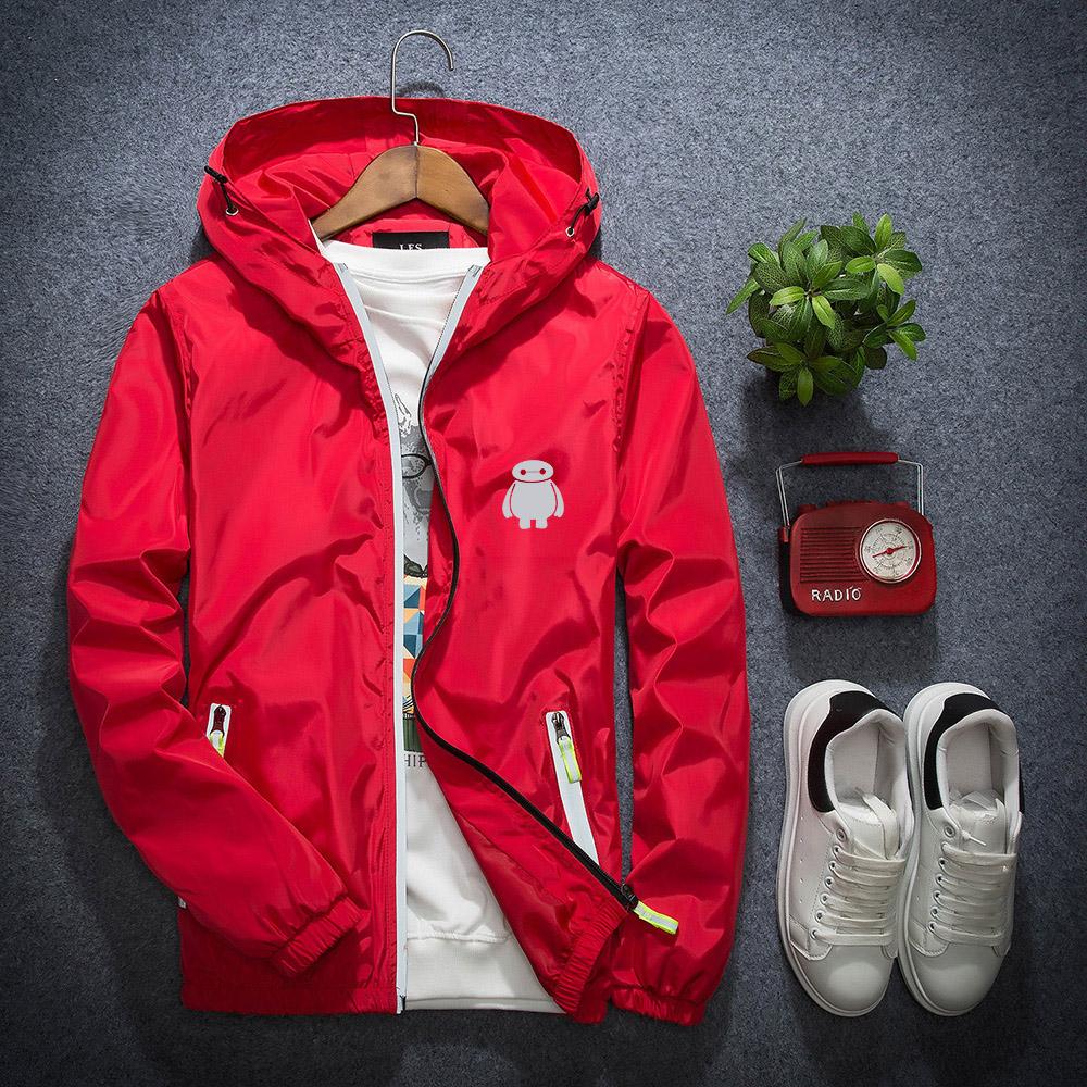 ... Biru Cek Source Musim semi dan musim gugur untuk meningkatkan kode jaket Besar putih merah