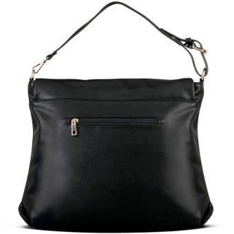 Nana Blanche Mashel Charming Tas Kerja Premium dan Tas Sandang - 2511 Hitam  . b09363dca3