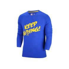 NBA 17fwm002 Kebugaran Lengan Panjang T-shirt Sweter (Gambar Warna)
