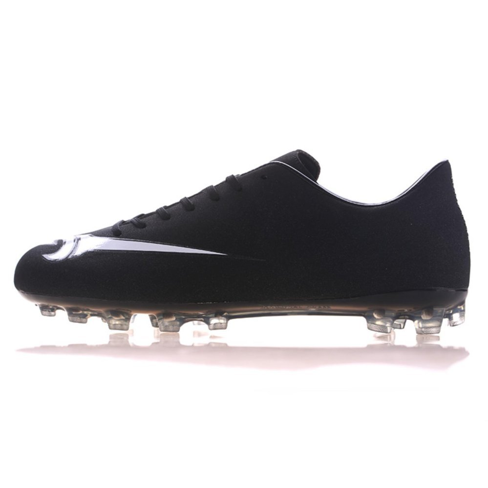 ... New Pattern Man Spikes Football Shoes Long Spikes Soccer Shoes Nail Breathable Football Shoes Professional Male ...