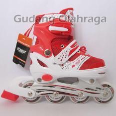 NEW POWER SUPERB ! Sepatu Roda Inline Skate SOL  Jahit