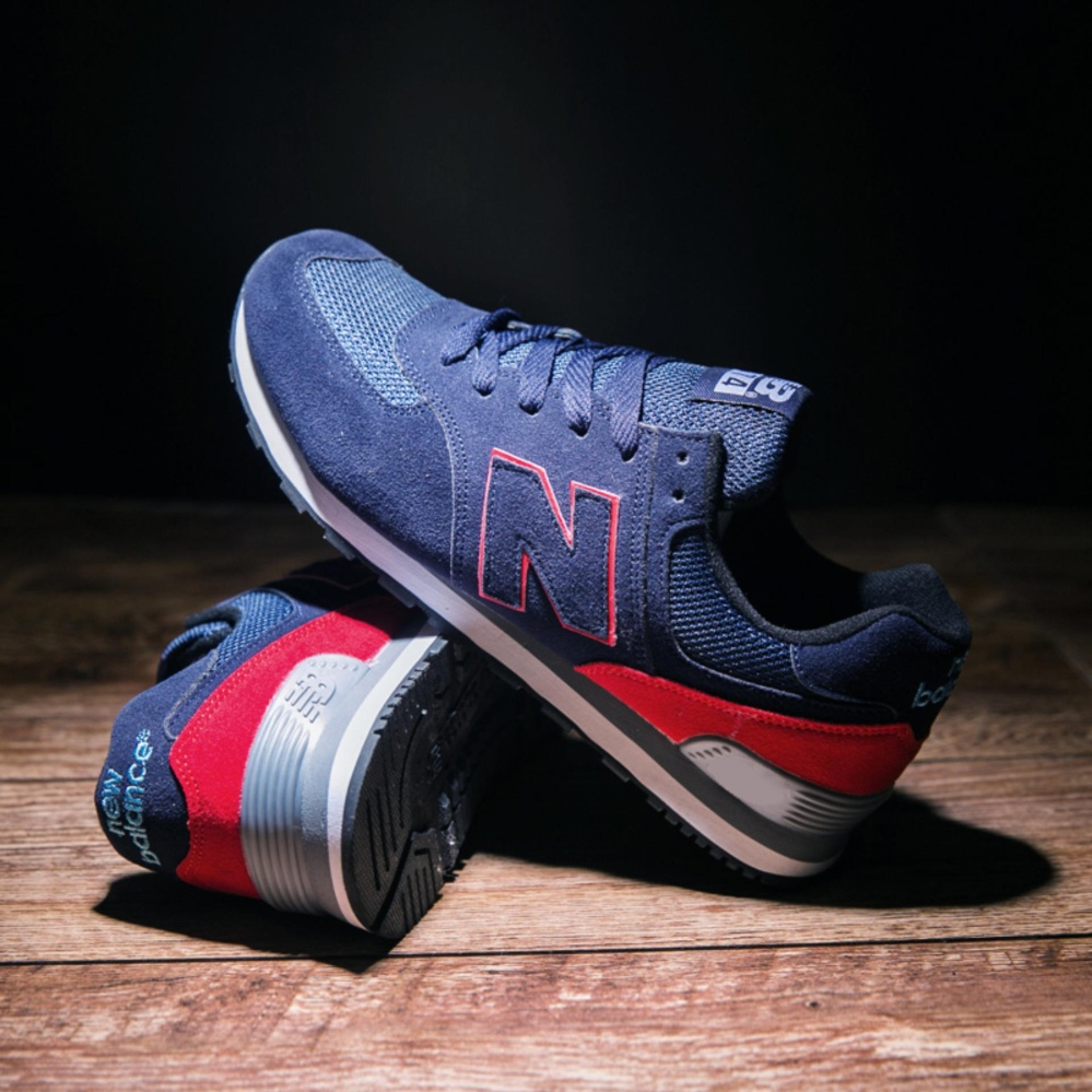 best loved 66a5c bf11a Belanja Terbaik New trends in the Hot sale NB 574 Retro ...