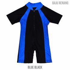 Nice Baby Baju Renang Anak TK Blue Black Uk XL