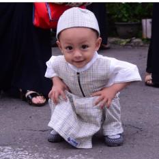 Nuranitex Koko Celana Sarung Kids Altaf