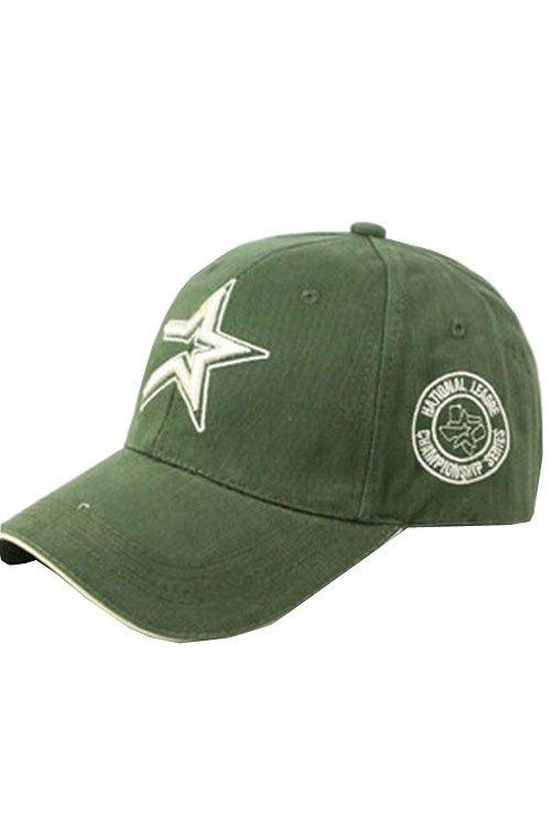Flash Sale Ormano Topi Baseball Snapback Korean Style P-Star Cap - Hijau Navy