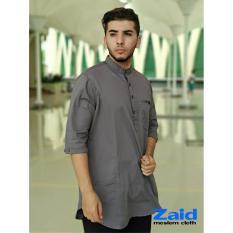Pakaian Muslim Pria  - Baju Gamis Pria - Kurta Pakistan Zaid 104
