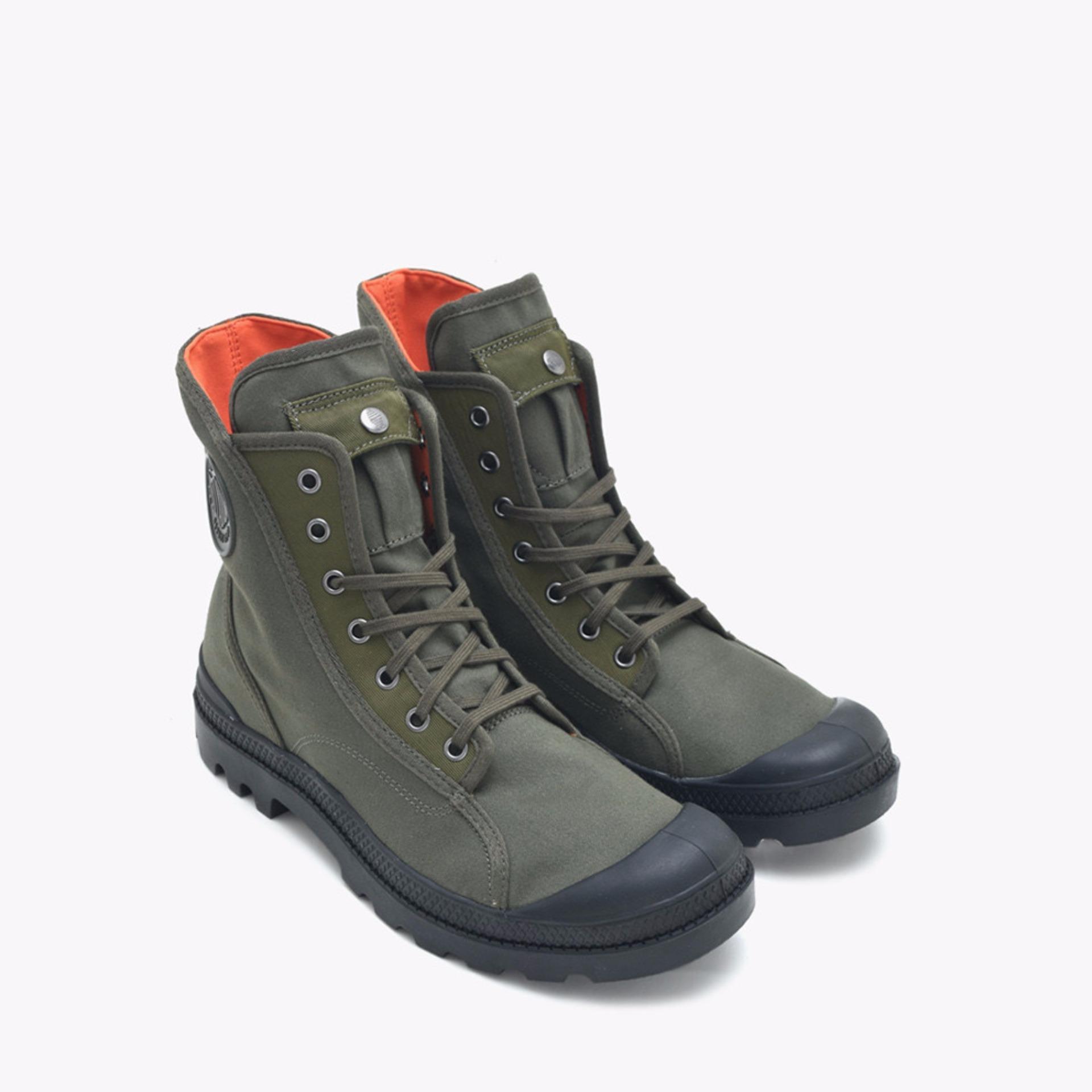 Pencarian Termurah Palladium Pampa M65 Hi-Army Green Black Flame ... 1b2f5edb0f