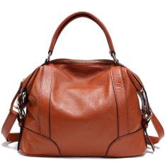 Pasta wanita 100 kulit asli tas 2016 merek terkenal kualitas tinggi tas selempang .