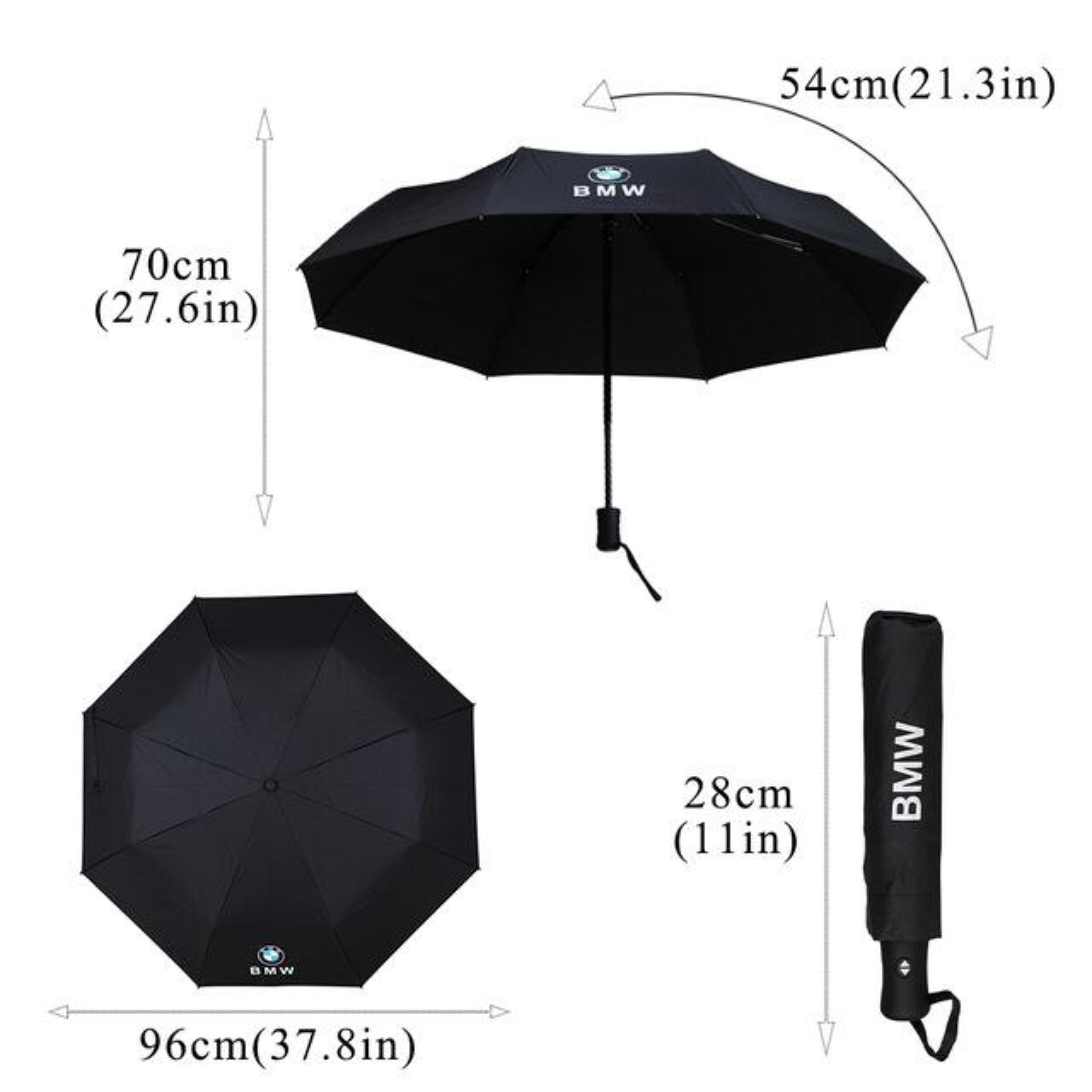 Price Checker Payung Lipat Otomatis Umbrella Automatic Folding Paayungg Hitam Besarr