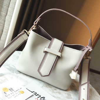 Perempuan musim panas baru tas wanita tas tas (Abu-abu)