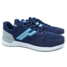 Piero Sepatu Sneakers P20337 STELLAR - NAVY BLUE WHITE