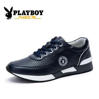 Jual PLAYBOY kasual pria sepatu lari sepatu pria (Biru tua) Murah ... 7503507d09