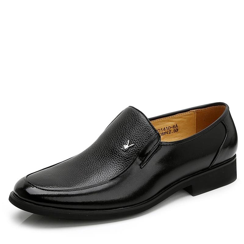 Malas British Kulit Pria Bernapas Laki Laki Sepatu Peas Sepatu 2028 ... c92f898d2f