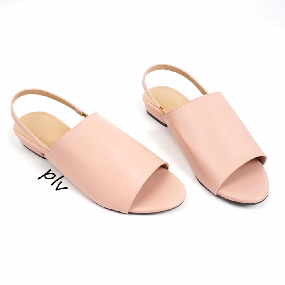 Sepatu Pantofel Slingback Heels Glossy Salem Nfz 007 Daftar Harga Boot High Ls09 M Pluvia Damira Sandal Dm01