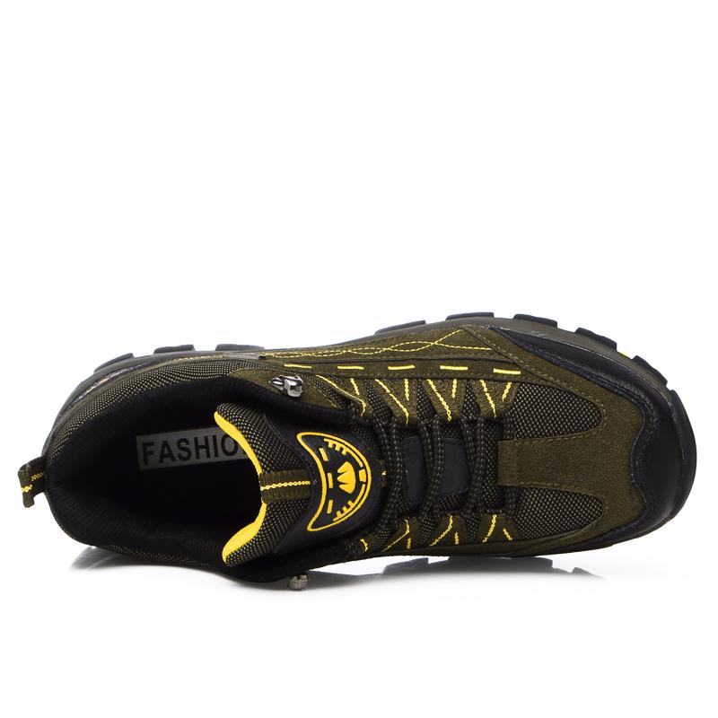 ... Pria Olahraga Outdoor Sepatu Hiking Sepatu Gunung Climbing Sepatu Trekking Sepatu Men's Super Durable Outdoor Sports ...