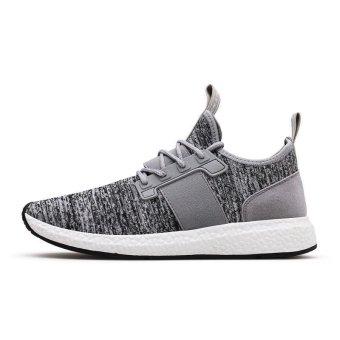 Pria Sepatu Olahraga Durable Menjalankan Sepatu Kaki Sepatu KasualMen Sports Shoes Durable Running Shoes Casual Walking Shoes