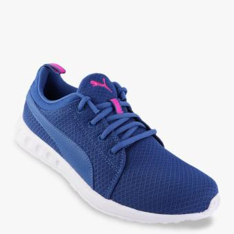 Harga Puma Carson Mesh Women's Running Shoes - Biru