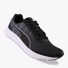 Puma Comet Men's Running Shoes - Hitam-Putih