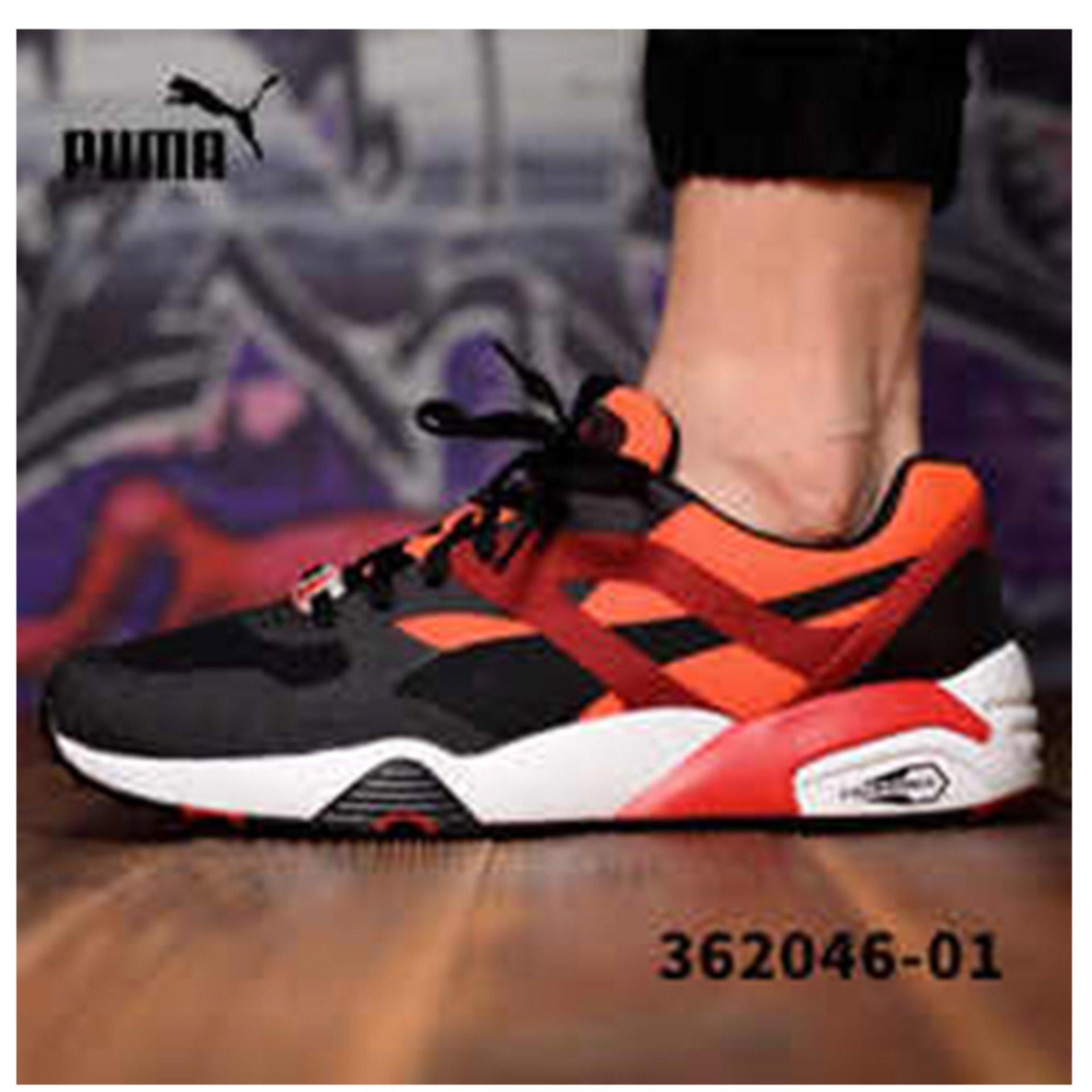 Puma Sepatu Sneaker R698 Blocked 35928802 Daftar Harga Terbaru Dan Shoes Pacer Barbados Cherry Merah Progressive 36204601