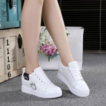Harga QUEEN: Sneaker MD19 Syntetic - Putih