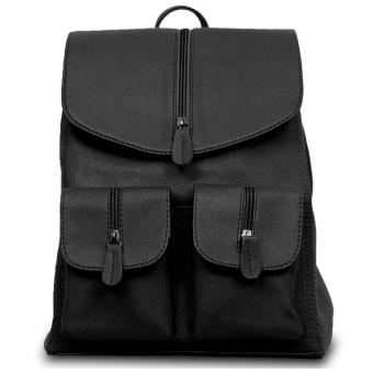 QuincyLabel Ally tas ransel wanita / women backpack - Black
