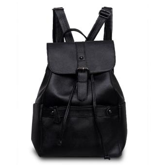 QuincyLabel Cleo tas ransel wanita / women backpack - Black