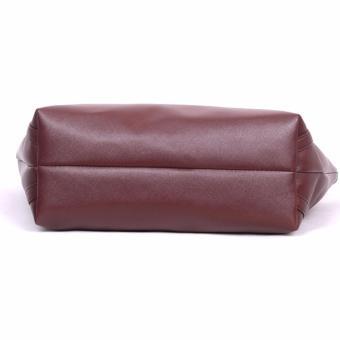 ... Free Legging Footless Black. Source · QuincyLabel Tas Wanita Women Fashion PU Tote Leather Handbags Shoulder Bags - Brown .