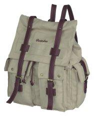 Raindoz Tas Backpack Wanita Best Seller RRH 017 - (Cream)