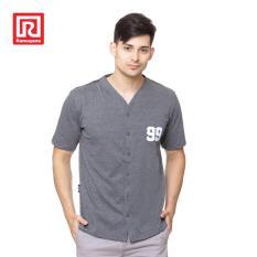 Ramayana - RAF - Kaos T-shirt Baseball 99 Cotton Abu Tua
