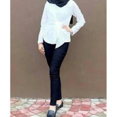 Reyn Shop Louisa Top Maroon Atasan Wanita Baju Wanita Blouse WanitaIDR75000. Rp 75.000