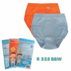 Rider Boys R325BBW Briefs Celana Dalam Anak Laki-laki - 1 pcs - Mutiwarna