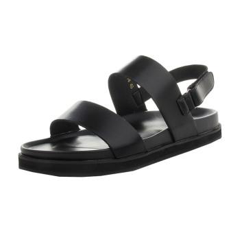 Harga Terendah Roman laki-laki sandal dan sandal sandal (Hitam) (Hitam)