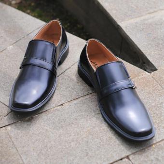 S. van Decka TK010X Sepatu Formal Pria - Hitam - 4