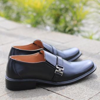 S. van Decka TK010X Sepatu Formal Pria - Hitam - 3