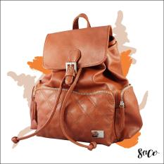 SACO - ABIGAIL BACKPACK - CLASSIC BROWN
