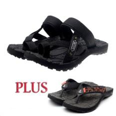 Salvo sandal Gunung pria / sandal pria / sandal gunung outdoor / sandal murah SG01 free SG Orange