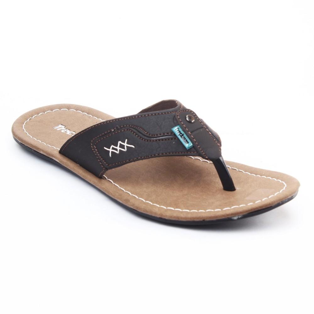 Salvo sandal kasual ZR coklat free tas coklat .