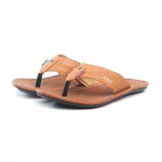 Salvo sandal kasual ZR-Tan