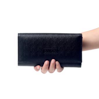 Salvora dompet wanita cantik S20-Hitam