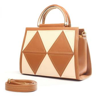 Salvora Shoulder Bag SV08-Tan