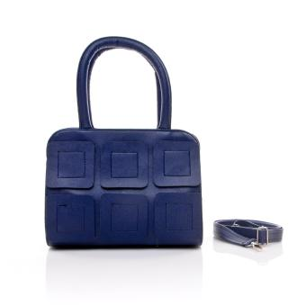 Salvora top handle bag SV09 - BIRU