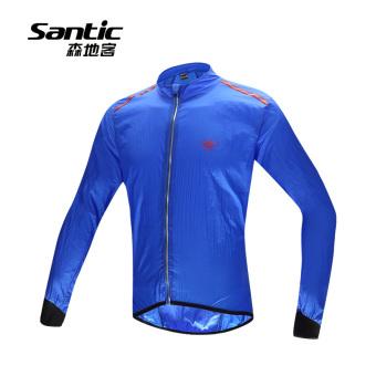 Santic musim panas naik pakaian pakaian kulit mantel (M6C07017B Felton)