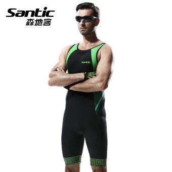 Santic permainan profesional atletik pakaian (Besi tiga pakaian Ninja)