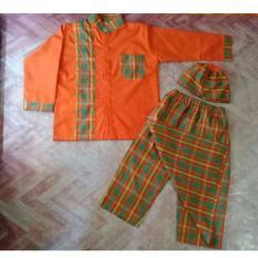 Sarcelkoci Anak (Sarung Celana koko peci)